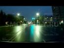 Переход пешехода на красный свет, Смоленск, 2 ноября