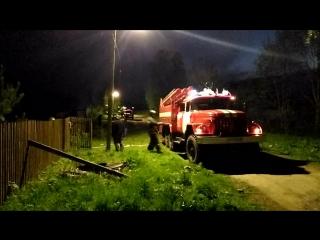 Песочное пожар 27.05.2017