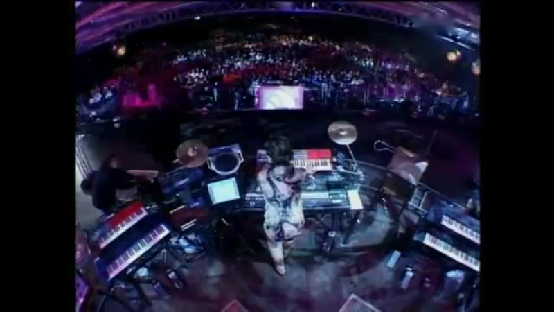 Jean Michel Jarre - AERO A Tribute To The Wind (TV2 Re-Broadcast) Full Show High