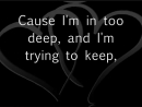 Sum 41 - In Too Deep (Lyrics)