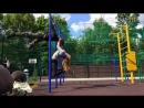 Workout тренировка с Геркулесами всея Руси Ильгизаром и Андреем