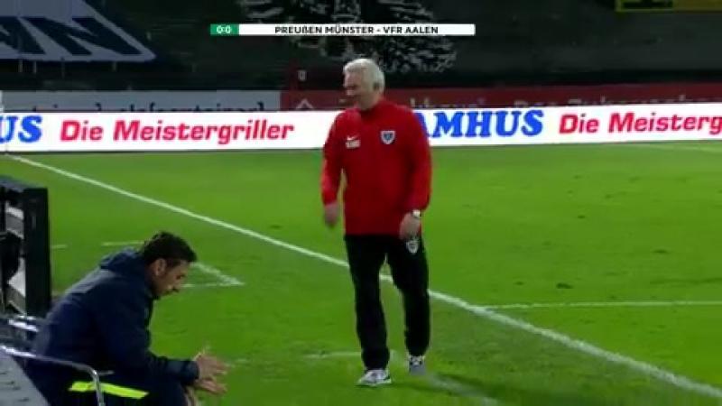 Highlights Preußen Münster vs. VfR Aalen