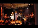 Татьяна Артамонова, Дарья Воробьева - La vie en rose 160217 Jazz Club