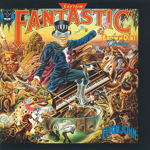 Elton John альбом Captain Fantastic (Deluxe Edition)
