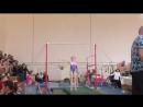 соревнование по спортивной гимнастике
