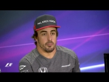 Canadian GP - Pre-Race Press Conference