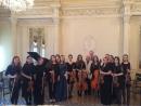 Ф.Мендельсон-Бартольди. Струнная симфония №1 C-Dur (1 часть)