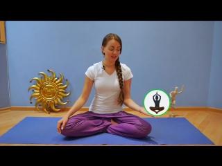 Йога во время женских дней | Svetlana Yakovleva