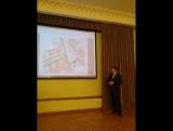 заседание общественного совета при дирекции оияи. о площади мира
