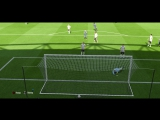 FIFA18 Гол Джезуса.