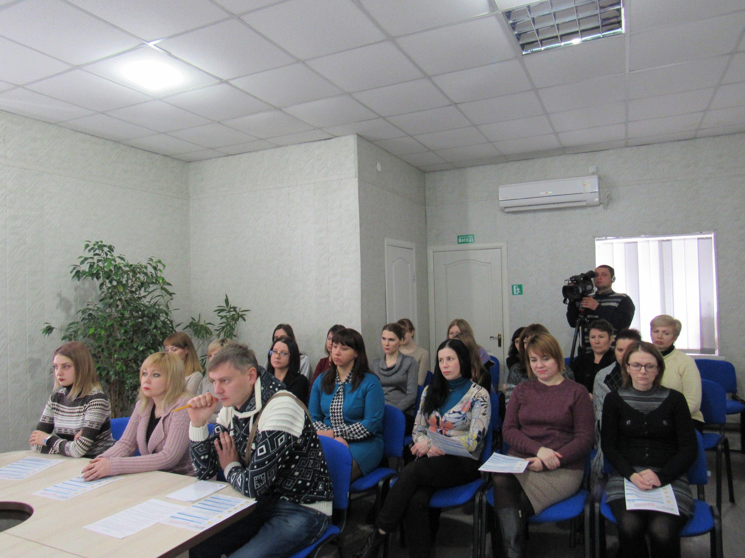 Підсумкова прес-конференція  щодо  результатів роботи Міністерства юстиції та ГТУЮ  у Херсонській області за 2016 рік