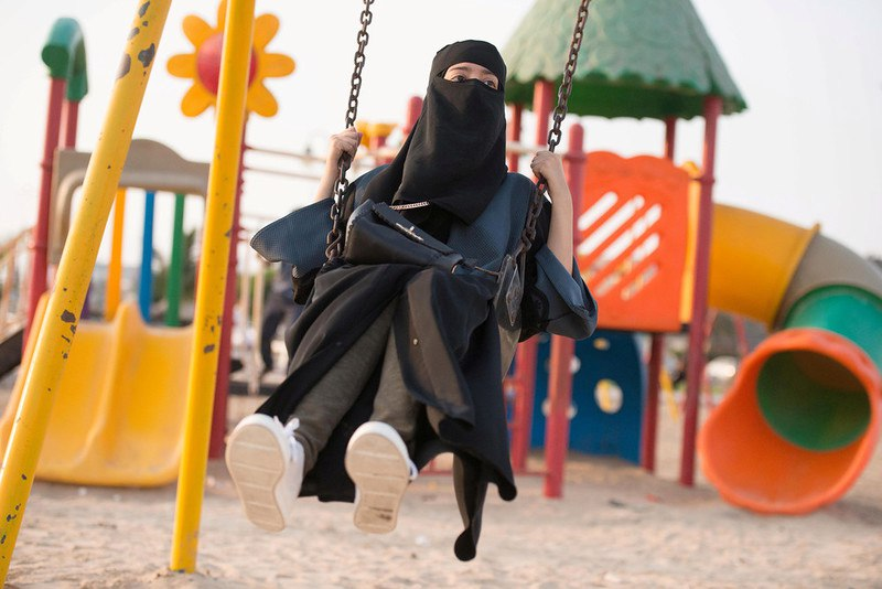 Трудно ли быть женщиной на Ближнем Востоке