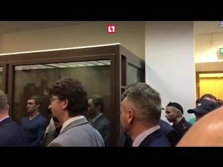 Реакция адвокатов Пирумова на приговор