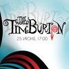 The world of Tim Burton party