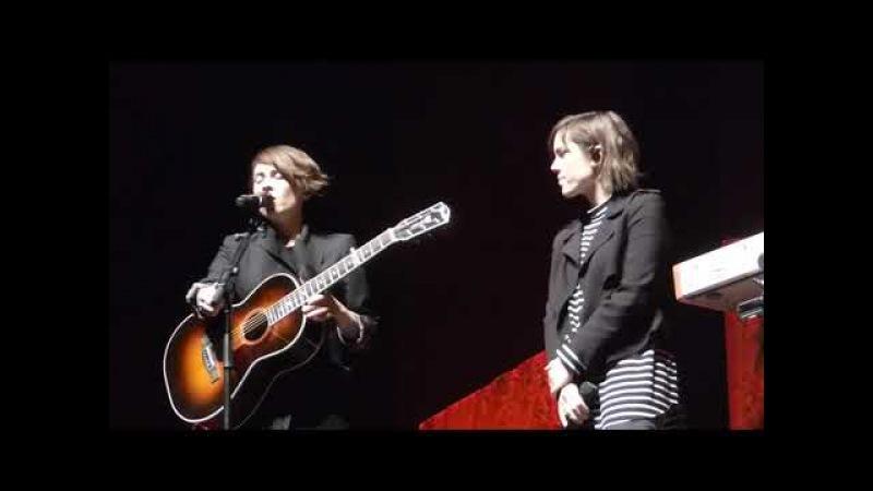 10/21 Tegan Sara - No Hope in this set Nineteen @ Pearl Concert Theater at Palms,