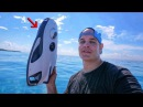 This Under Water Drone Conquers the Ocean... in 4K!