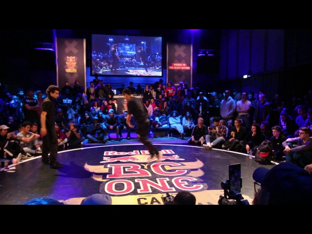 Wolfer vs Leony [Semi-Final] Bboy World Red Bull Bc One Last Chance Cypher 2017