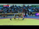 Международный турнир памяти Шевалье Нусуева 125 кг. Билал Махов - Владислав Байца...