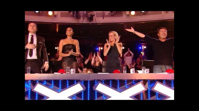 Golden Buzzers 2017 All Best Auditions | Britain's Got Talent 2017