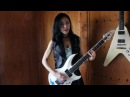 Judas Priest Painkiller Guitar Cover Yuki of D Drive
