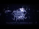 Ev0lution - Fallout ft. CJ (Thy Art is Murder), Dickie (Infant Annihilator) &amp Jack (STP)