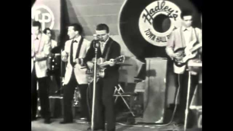EDDIE COCHRAN - Summertime Blues (Live 1959)