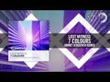 Lost Witness - 7 Colours (Ahmet Atasever Remix) FULL