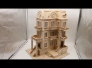 Building popsicle stick Mansion House Popsicle Stick Edifice Architecture