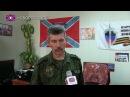 Передача икон воинам армии ДНР