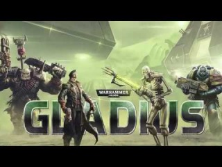 Gladius - Relics of War новая игра по вселенной Warhammer 40,000