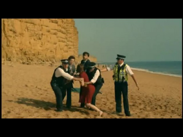 Broadchurch / Бродчёрч / Убийство на пляже (2013 – 2017) - Trailer / Трейлер (сезон 1)