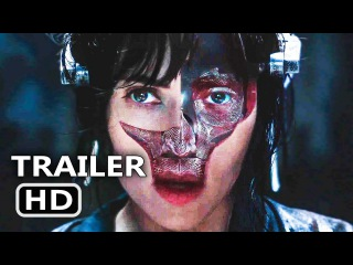 GHOST IN THE SHELL Super Bowl Spot Trailer (2017) Scarlett Johansson Action Movie HD