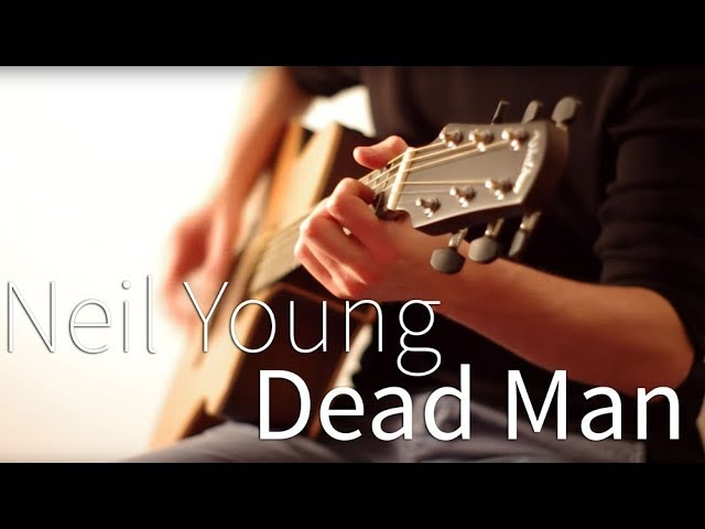 Dead Man Neil Young Edoardo Legnaro Cover