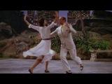 Сид Чарисс и Фред Астер танец в темноте