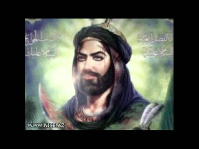 Peyğəmbər (səllallahu əleyhi və alihi və səlləm) altı kəlmə