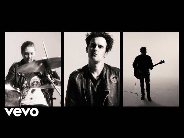 Black Rebel Motorcycle Club - Little Thing Gone Wild