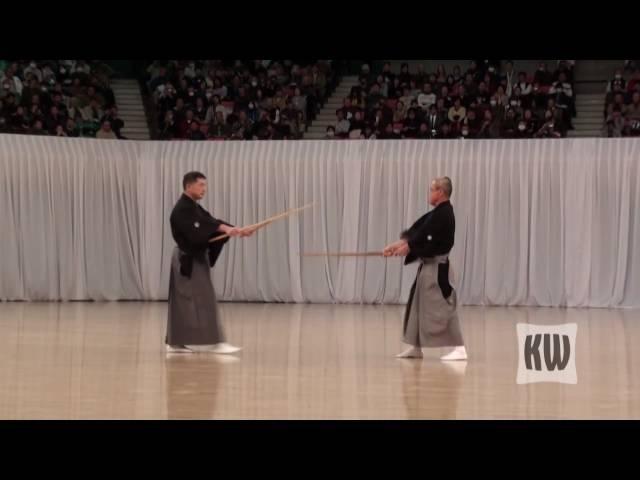 Hyoho Niten Ichi-ryu Kenjutsu Official Budokan Demonstration 2010