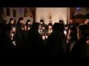 «Душе моя», древнего распева. Святогорская Лавра. 28.02.17г.