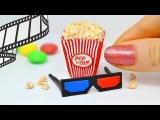 Делаем Покорн и 3Д очки для кукол ❤️ Полимерная глина Мастер класс ❤️ Ирина Ива...