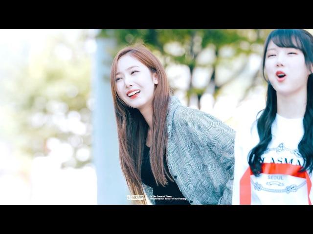 [4K] 170914 여자친구(GFRIEND) 신비(SinB) @ 미니 팬미팅 Edit Ver. 직캠(Fancam) by afterglow