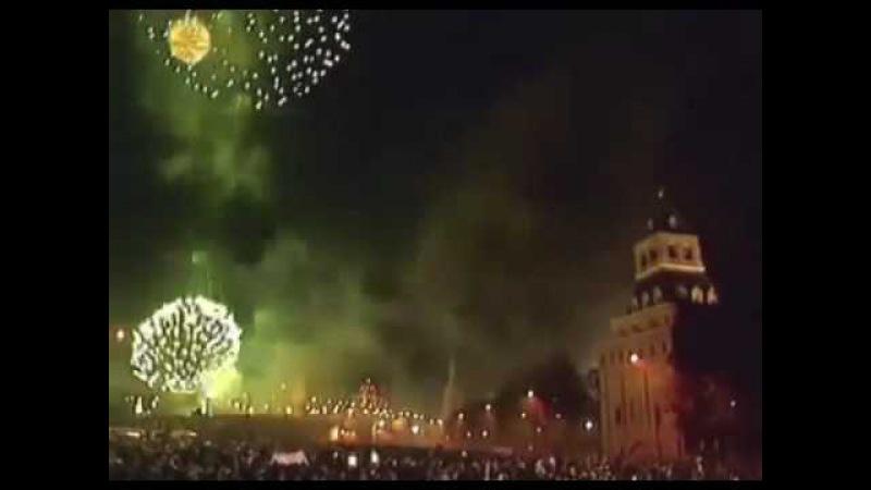 Сектор Газа на Красной Площади (9 мая 1999 г./Пора домой)
