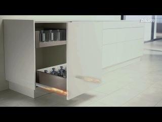 Blum LEGRABOX | Мебельная фабрика ОЛАН (Кухни на заказ в Казани)