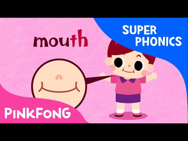 Th | Mouth Teeth Mouth | Super Phonics | Pinkfong Songs for Children
