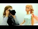 Мультики для девочек фотосессия для Барби! Игры одевалки. Видео про куклы TubeGirls