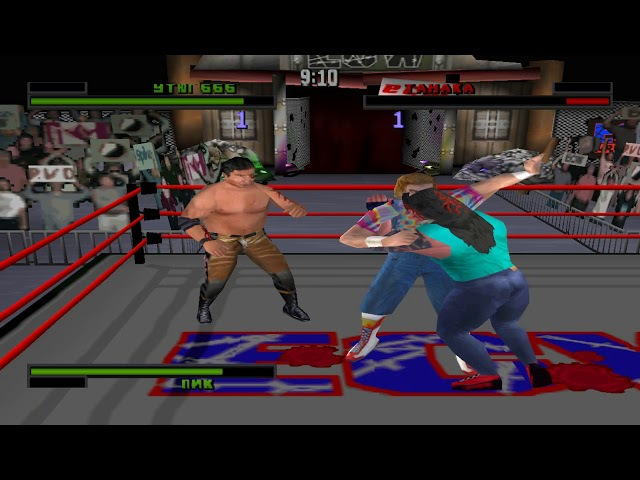 ECW Anarchy Rulz Complete Season 28 [PS1]