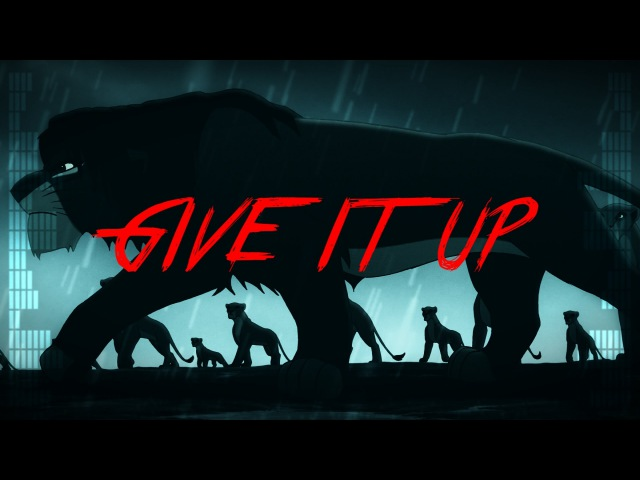 ANIMASH | GIVE IT UP | KNIFE PARTY