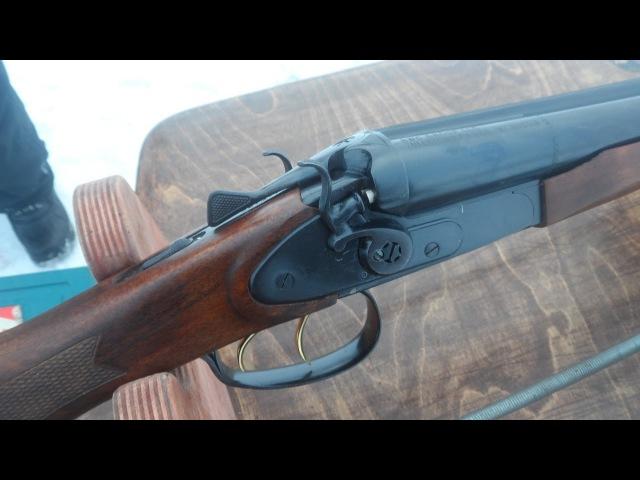 МР-43 КН Легальный ОБРЕЗ Сoach Gun или Лупара ..?!!))