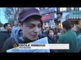 Unrest in Paris over alleged police rape