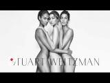 Gigi Hadid and model friends break the internet posing naked in Stuart Weitzman ad