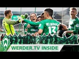Wer singt von Europa Max Kruse &amp Florian Kainz feiern Derbysieg WERDER.TV Inside nach HSV